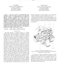 pdf integrated starter generators for automotive applications [ 850 x 1203 Pixel ]