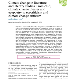 pdf climate change in literature and literary studies from cli fi climate change theater and ecopoetry to ecocriticism and climate change criticism [ 850 x 1121 Pixel ]