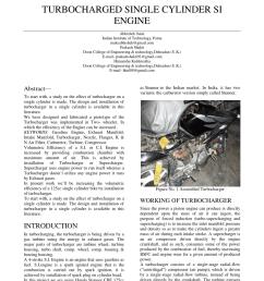 pdf turbocharged single cylinder si engine [ 850 x 1202 Pixel ]