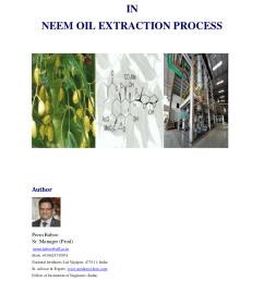 pdf advancement in neem oil extraction process [ 850 x 1203 Pixel ]