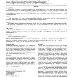 intraoperative picture the perforated gallbladder download scientific diagram [ 850 x 1215 Pixel ]
