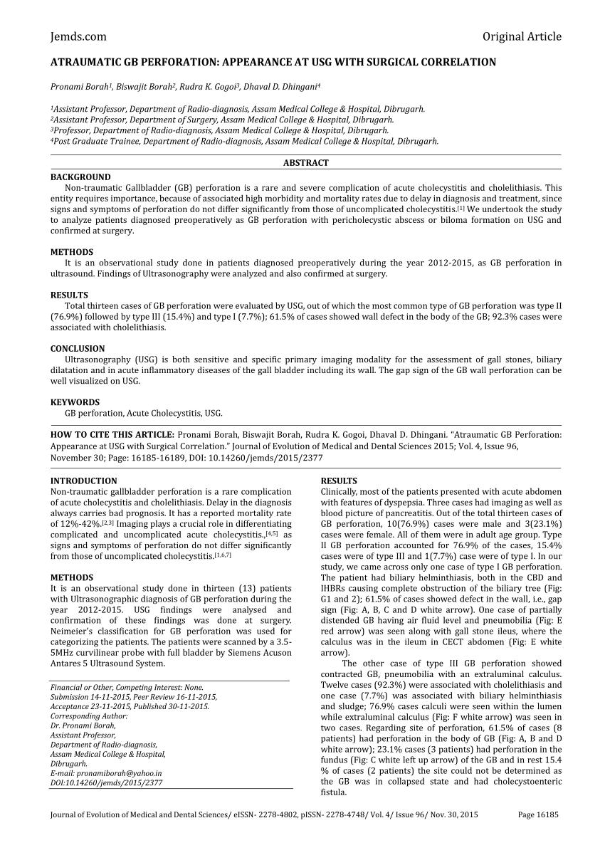 medium resolution of intraoperative picture the perforated gallbladder download scientific diagram