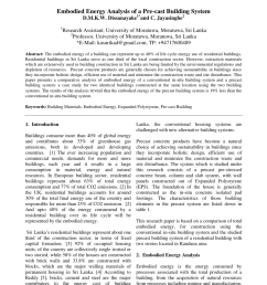 pdf embodied energy of alternative building materials and their impact on life cycle cost parameters [ 850 x 1202 Pixel ]