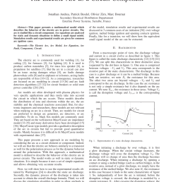 pdf model of an electric arc for circuit analysis [ 850 x 1203 Pixel ]