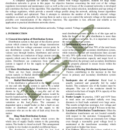 pdf optimal voltage regulator placement in radial distribution systems using fuzzy logic [ 850 x 1400 Pixel ]