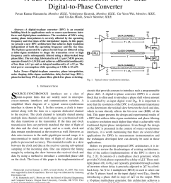 solid state phase converter wiring diagram [ 850 x 1134 Pixel ]
