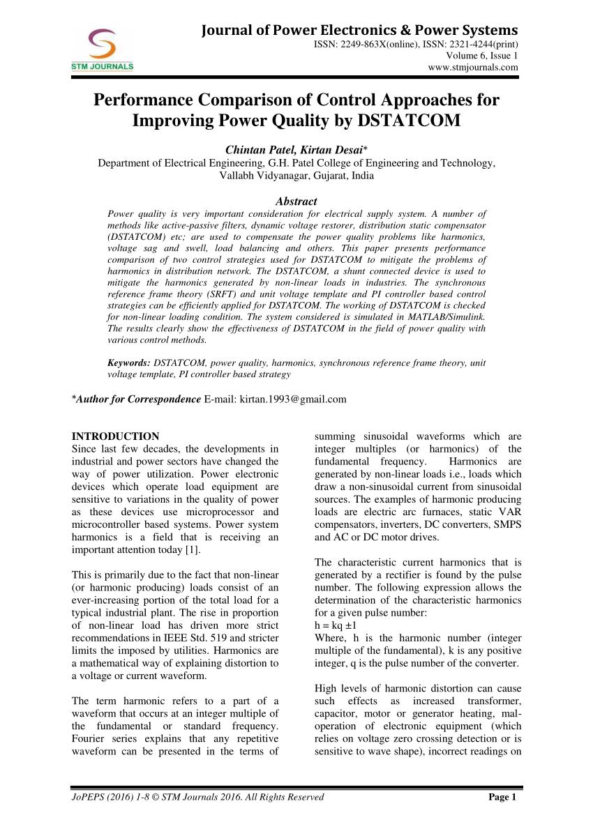 medium resolution of block diagram of d statcom iii control algorithm download scientific diagram