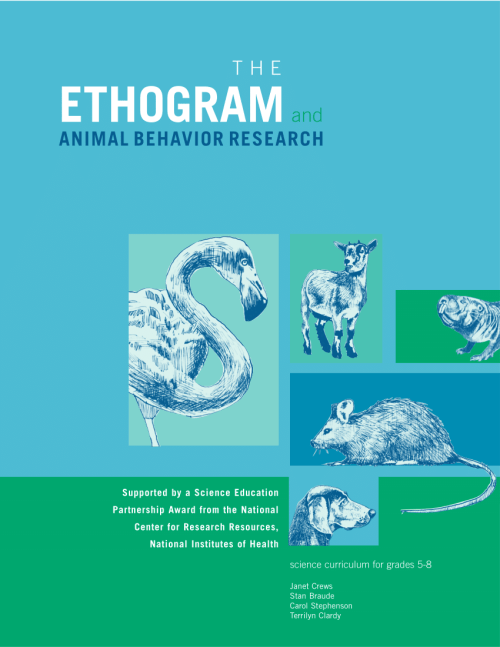 small resolution of PDF) The Ethogram and Animal Behavior Research