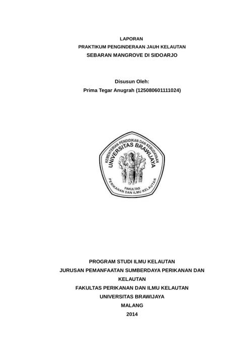 small resolution of  pdf sebaran mangrove di sidoarjo