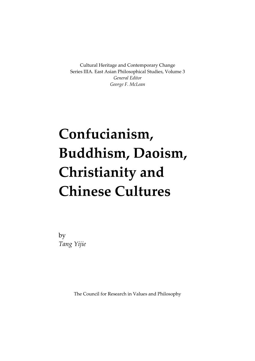 pdf confucianism buddhism daoism