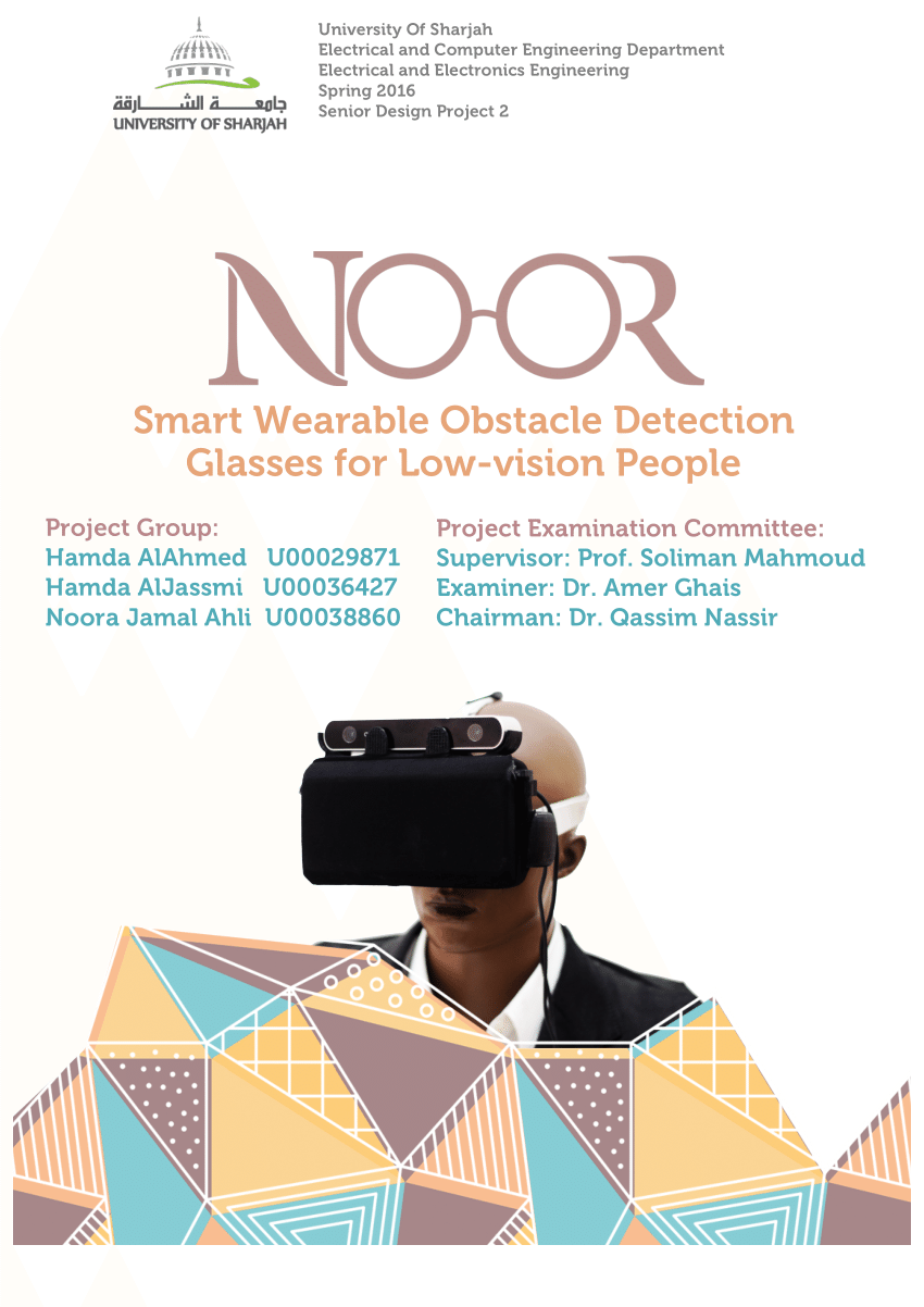 medium resolution of  pdf smart wearable obstacle detection glasses for low vision people