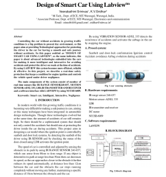 pdf design of smart car using labview tm [ 850 x 1203 Pixel ]