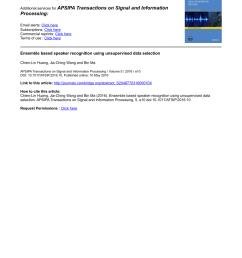 pdf spoken document retrieval using multilevel knowledge and semantic verification [ 850 x 1134 Pixel ]