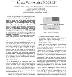 pdf development of a low cost autonomous surface vehicle using moos ivp [ 850 x 1100 Pixel ]