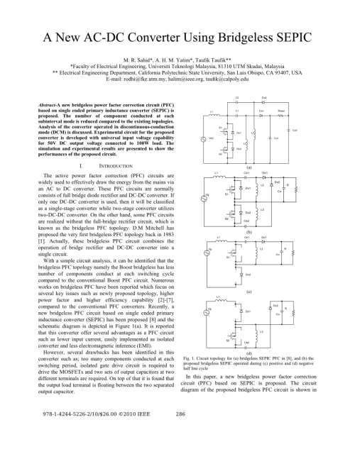 small resolution of evaluation of power losses in different ccm mode single phase boost pfc converters via a simulation tool request pdf