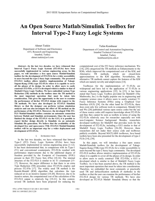 small resolution of  pdf an open source matlab simulink toolbox for interval type 2 fuzzy logic systems