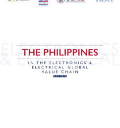 pdf the philippines in the electronics electrical global value chain [ 850 x 1100 Pixel ]