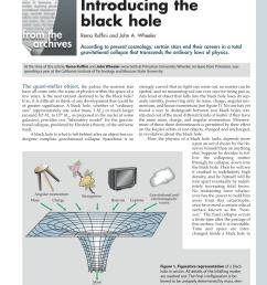 pdf introducing the black hole [ 850 x 1116 Pixel ]