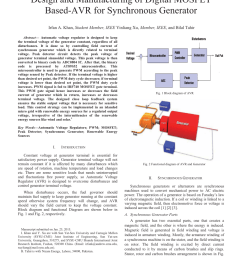 pdf design and manufacturing of digital mosfet based avr for synchronous generator [ 850 x 1100 Pixel ]