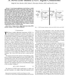 pdf a novel dsp based lvdt signal conditioner [ 850 x 1100 Pixel ]