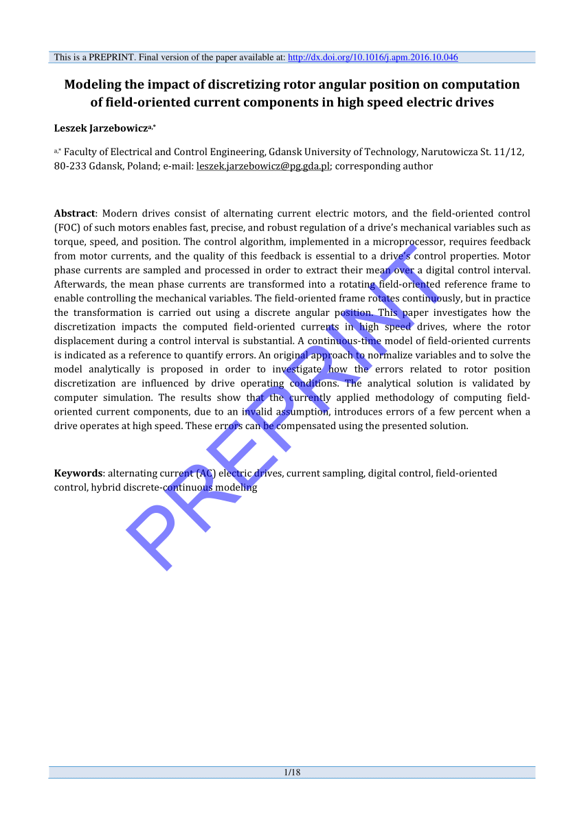 medium resolution of  pdf power electronics issues of modern electric railway systems