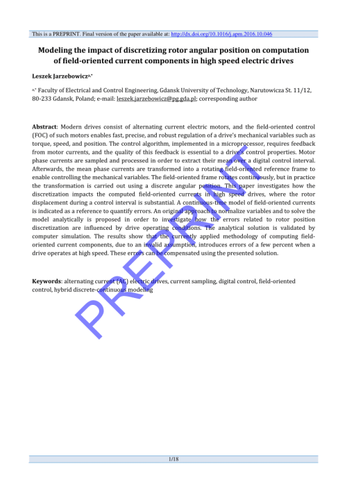 small resolution of  pdf power electronics issues of modern electric railway systems