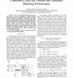pdf study the effect of temperature control on the performance of the output of combined cycle gas turbine [ 850 x 1134 Pixel ]