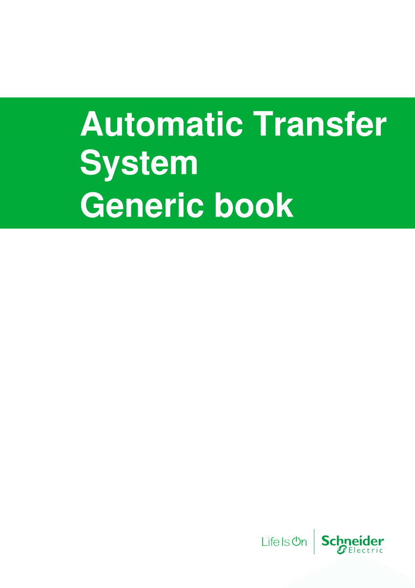 hight resolution of  pdf automatic transfer system generic book