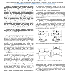 pdf differential time and pulse amplitude modulation signaling for serial link transceivers [ 850 x 1203 Pixel ]