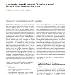 pdf a methodology to enable automatic 3d routing of aircraft electrical wiring interconnection system [ 850 x 1129 Pixel ]