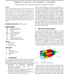 pdf an overview of micro gas turbine engine performance investigation  [ 850 x 1202 Pixel ]