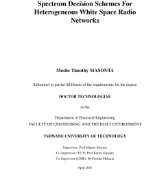 pdf spectrum decision schemes for heterogeneous white space radio networks [ 850 x 1202 Pixel ]