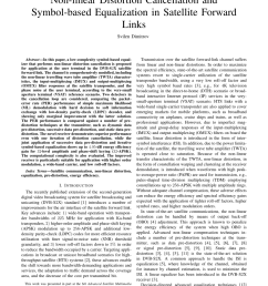 block diagram of a digital transmission scheme with an iterative download scientific diagram [ 850 x 1100 Pixel ]