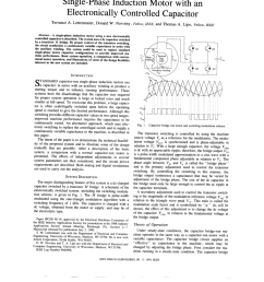 three phase induction motor operating from single phase supply with an electronically controlled capacitor nabil a ahmed request pdf [ 850 x 1100 Pixel ]