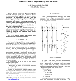 pdf causes and effects of single phasing induction motors [ 850 x 1100 Pixel ]