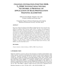 pdf channel estimation for the isdb tb fbmc system using neural networks a proposal of application of back propagation training algorithm [ 850 x 1100 Pixel ]