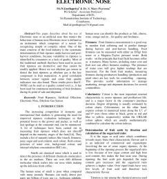 pdf evaluation of fruit ripeness using electronic nose [ 850 x 1202 Pixel ]
