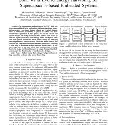 pdf hybrid solar wind energy harvesting for embedded applications supercapacitor based system architectures and design tradeoffs [ 850 x 1100 Pixel ]