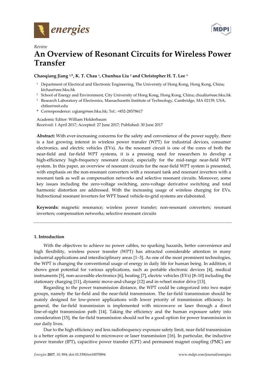 hight resolution of  pdf an overview of resonant circuits for wireless power transfer