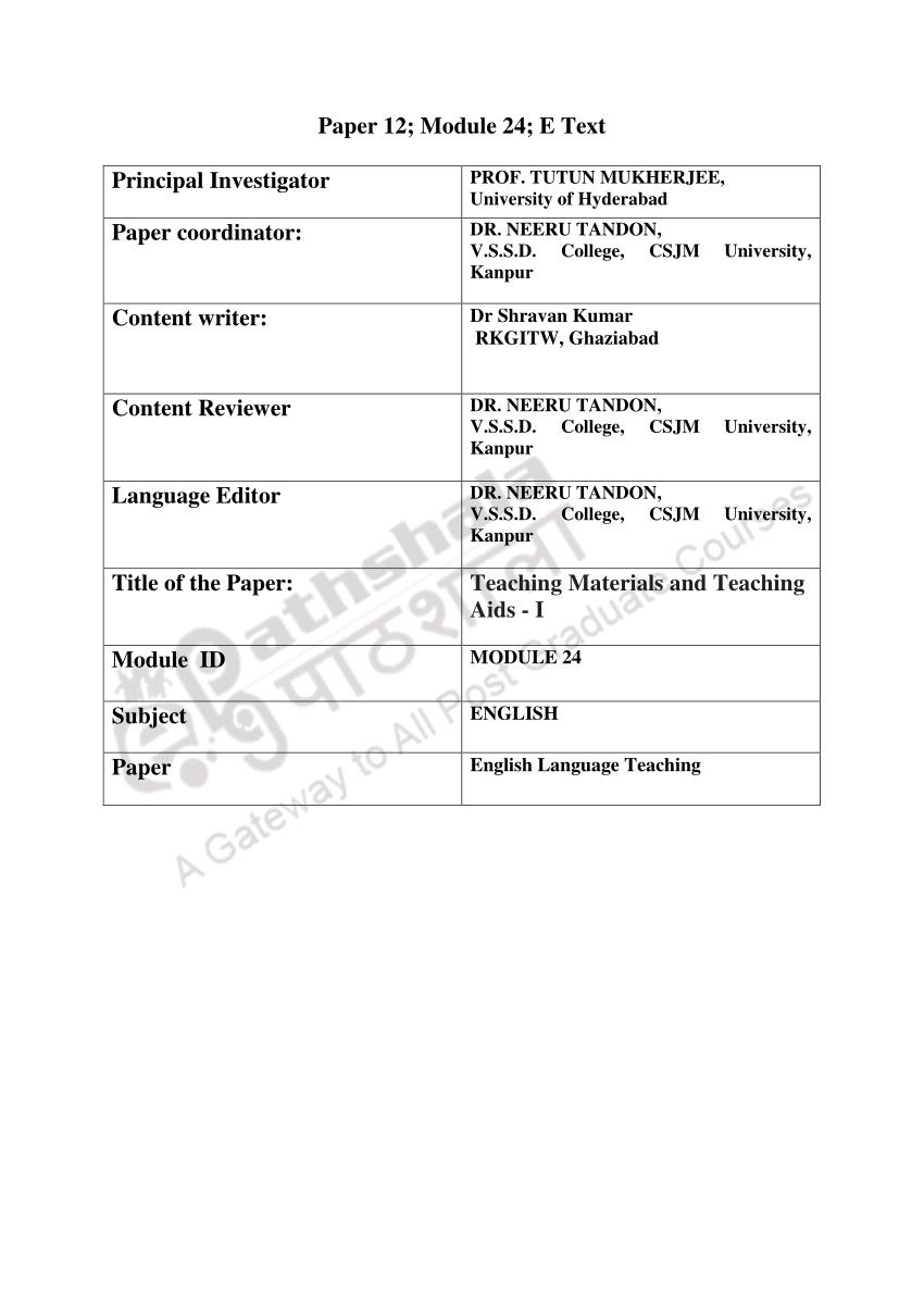 medium resolution of  pdf teaching materials and teaching aids 1 teaching material