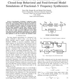 block diagram of a fractional n frequency synthesizer the combination download scientific diagram [ 850 x 1100 Pixel ]