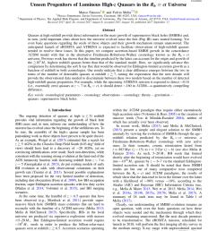faint progenitors of luminous z sim 6 quasars why don t we see them request pdf [ 850 x 1100 Pixel ]