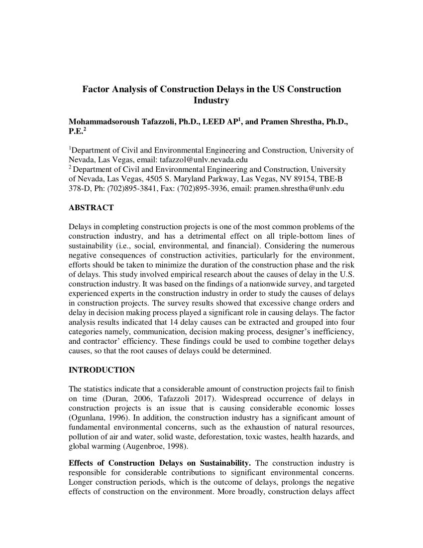 sample letter for construction work