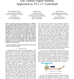 pdf gas turbine engine starting applicated on tv2 117 turboshaft [ 850 x 1203 Pixel ]