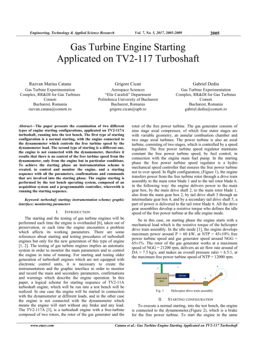 small resolution of  pdf gas turbine engine starting applicated on tv2 117 turboshaft