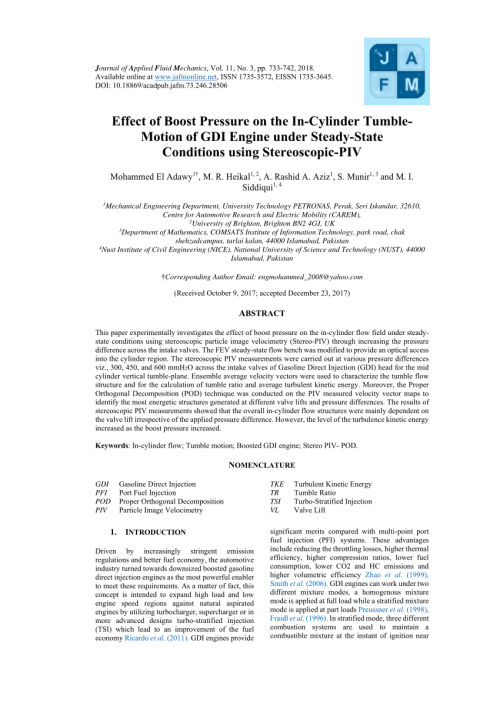 small resolution of  pdf effect of boost pressure on the in cylinder tumble motion of gdi engine under steady state conditions using stereoscopic piv
