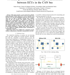 pdf a secure protocol for session keys establishment between ecus in the can bus [ 850 x 1100 Pixel ]