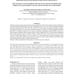 pdf analisis struktur ekosistem mangrove di desa kukupang kecamatan kepulauan joronga kabupaten halmahera selatan maluku utara [ 850 x 1202 Pixel ]