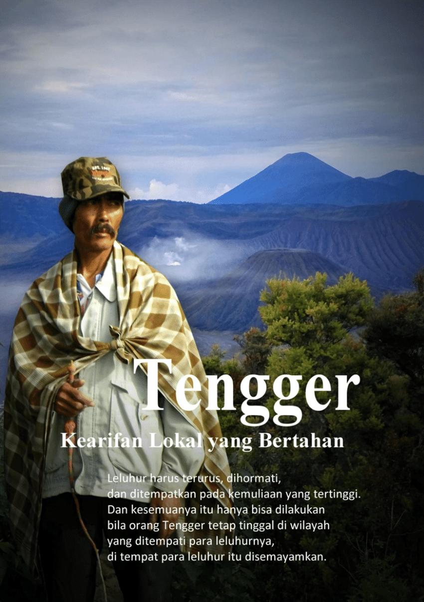 Suku Tengger Berasal Dari Provinsi : tengger, berasal, provinsi, Tengger,, Kearifan, Lokal, Bertahan
