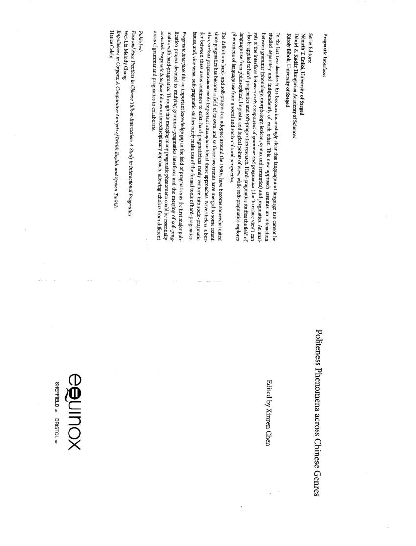 (PDF) Identity construction in radio-mediated responses to